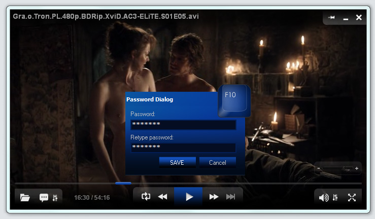 ALLPlayer - parental control - movie password_video_player_allplayer.org